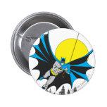 Batman Swings 2 Inch Round Button