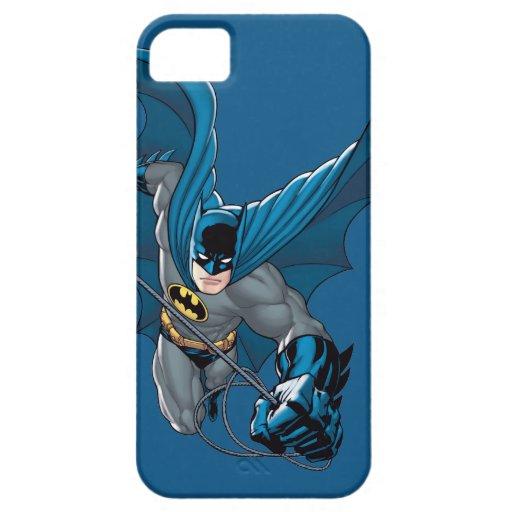 Batman swings from rope iPhone SE/5/5s case