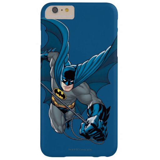 Batman swings from rope barely there iPhone 6 plus case