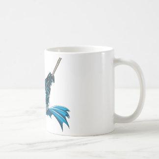 Batman Swings from Rope Coffee Mug