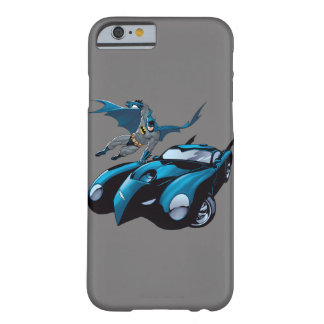 Batman swings over barely there iPhone 6 case