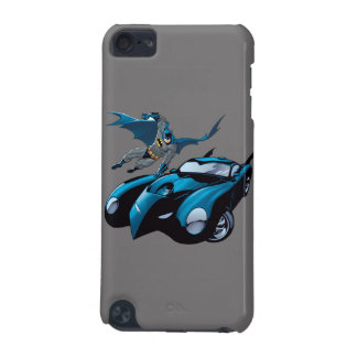 Batman swings over iPod touch 5G covers