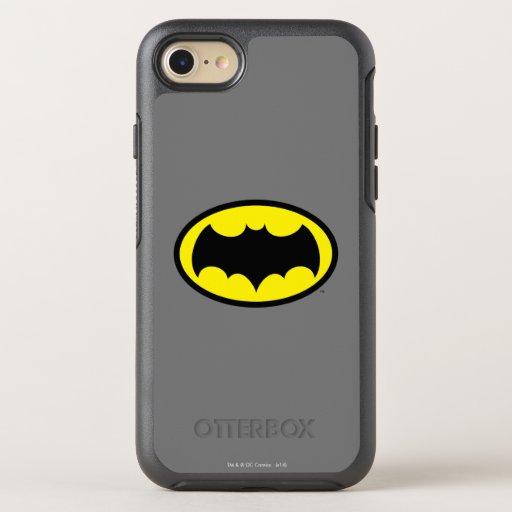 Batman Symbol 2 OtterBox Symmetry iPhone 8/7 Case