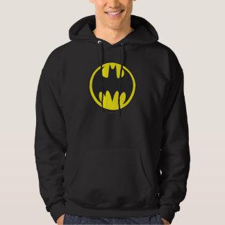 Batman Symbol | Bat Circle Logo Hooded Sweatshirt