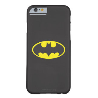 Batman Symbol | Bat Oval Logo Barely There iPhone 6 Case
