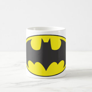 Batman Symbol | Bat Oval Logo Coffee Mug