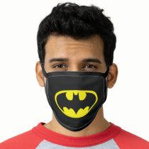 Batman Symbol | Bat Oval Logo Face Mask