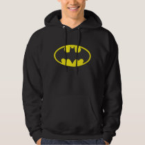 Batman Symbol | Bat Oval Logo Hoodie