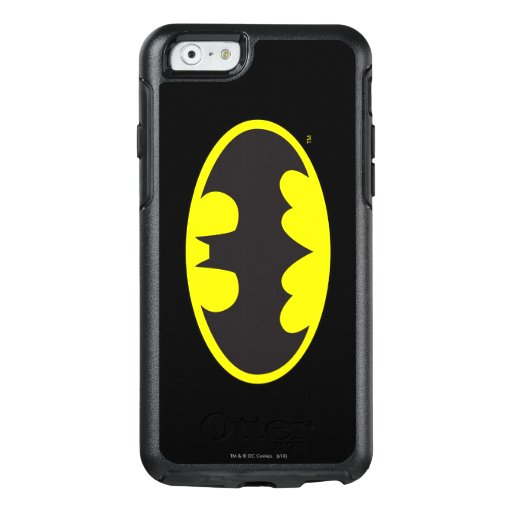 Batman Symbol | Bat Oval Logo OtterBox iPhone 6/6s Case