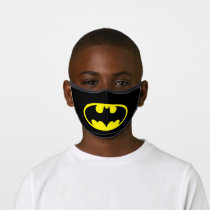 Batman Symbol | Bat Oval Logo Premium Face Mask