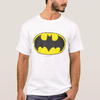 Batman Symbol | Bat Oval Logo T-Shirt