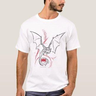 Batman Symbol | Bat Red Black Logo T-Shirt