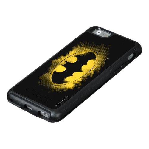 Batman Symbol | Black and Yellow Logo 2 Phone Case