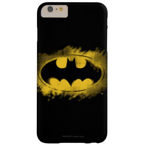 Batman Symbol | Black and Yellow Logo Phone Case