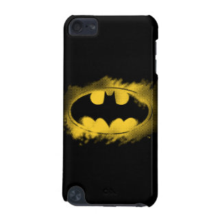 Batman Symbol | Black and Yellow Logo iPod Touch 5G Case