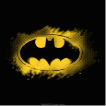 batman, batman logo, batman symbol, batman emblem, school, binders, back to school binders, yellow and black, joker, the joker, gotham, gotham city, batman movie, bat, bats, super hero, super heroes, hero, heroes, villians, villian, batman art, batman comics, comic, batman comic, dc batman, batman villians, the penguin, penguin, the roman, falcone, the boss, boss, corrupt, two-face, two face, harvey dent, catwoman, hush, scarecrow, the mad hatter, Photo Sculpture with custom graphic design