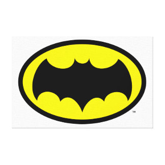 Batman Symbol Canvas Print