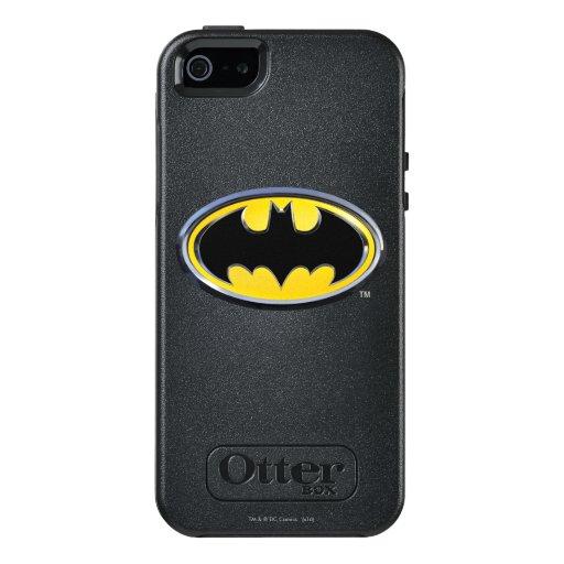 Batman Symbol | Classic Logo OtterBox iPhone 5/5s/SE Case