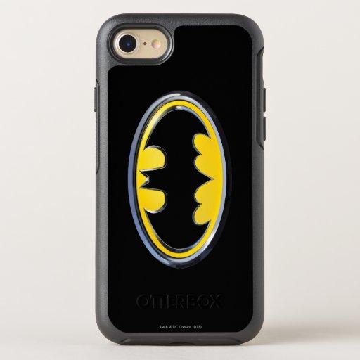 Batman Symbol | Classic Logo OtterBox Symmetry iPhone SE/8/7 Case