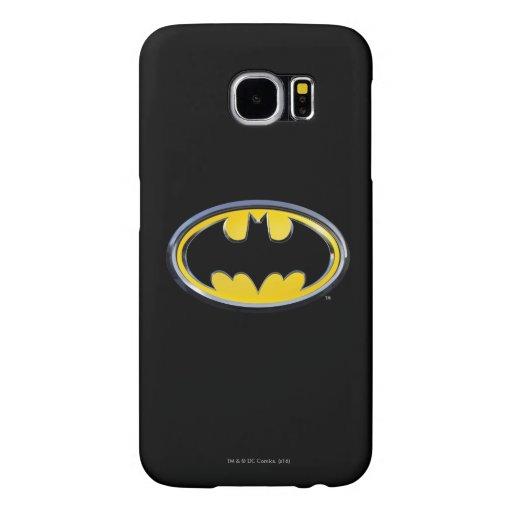 Batman Symbol | Classic Logo Samsung Galaxy S6 Case