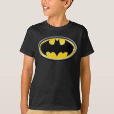 Batman Symbol | Classic Logo T-shirt at Zazzle