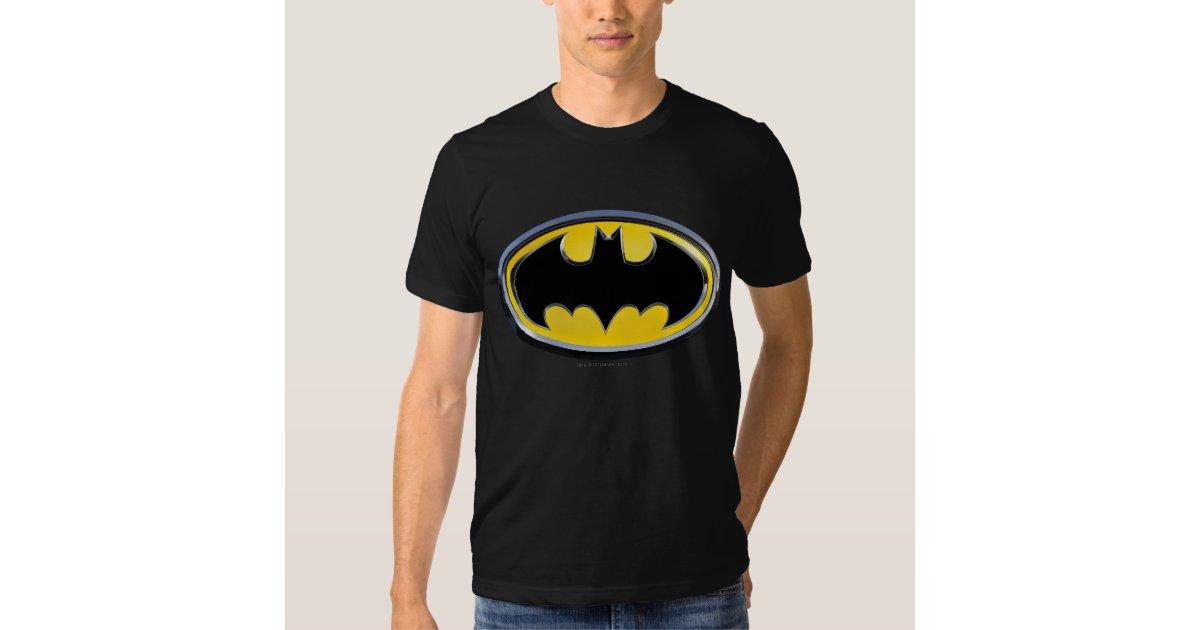 Snap Batman Symbol Classic Logo T Shirt Zazzle Photos On Pinterest