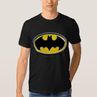 Batman Symbol | Classic Logo Tee Shirt