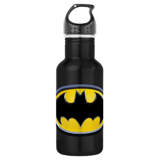 Batman Symbol | Classic Logo Water Bottle
