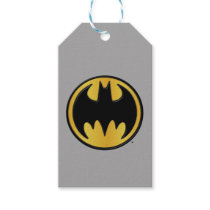 Batman Symbol | Classic Round Logo Gift Tags