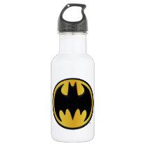 Batman Symbol | Classic Round Logo Water Bottle