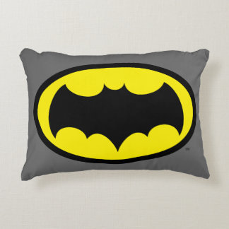 Batman Symbol Decorative Pillow