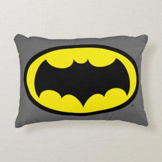 Batman Symbol Decorative Pillow