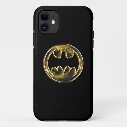 Batman Symbol | Gold Logo Phone Case