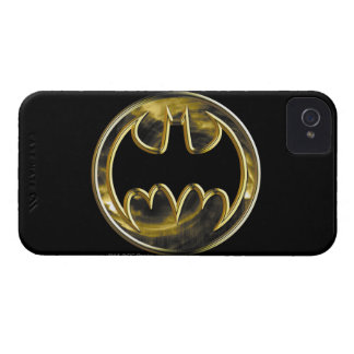 Batman Symbol | Gold Logo iPhone 4 Cover