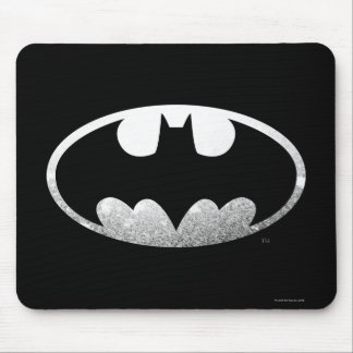 Batman Symbol | Grainy Logo Mouse Pad