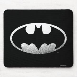 Batman Symbol | Grainy Logo Mouse Pad