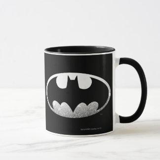 Batman Symbol | Grainy Logo Mug