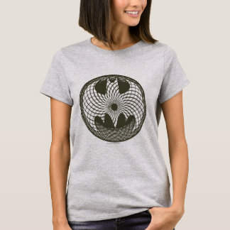 Batman Symbol | Nouveau Circle Logo T-Shirt