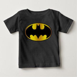 Batman Symbol | Oval Gradient Logo Baby T-Shirt