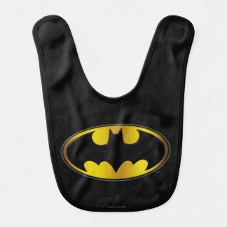 Batman Symbol | Oval Gradient Logo Bib