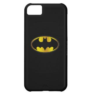 Batman Symbol | Oval Gradient Logo Case For iPhone 5C