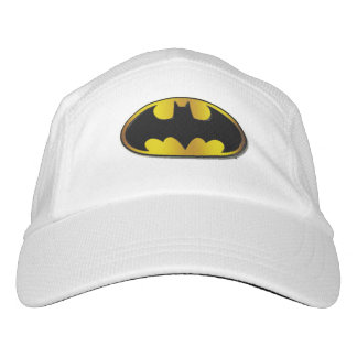 Batman Symbol | Oval Gradient Logo Headsweats Hat