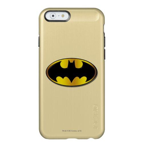 Batman Symbol | Oval Gradient Logo Incipio Feather Shine iPhone 6 Case
