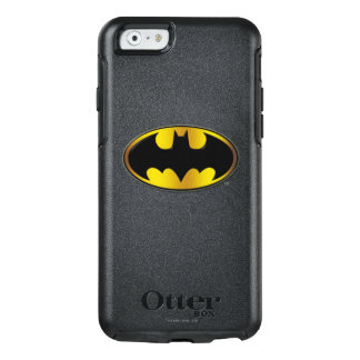 Batman Symbol | Oval Gradient Logo OtterBox iPhone 6/6s Case