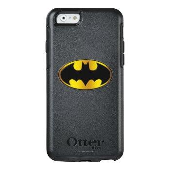 Batman Symbol | Oval Gradient Logo Otterbox Iphone 6/6s Case by batman at Zazzle