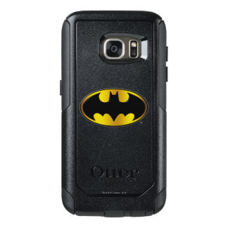 Batman Symbol | Oval Gradient Logo OtterBox Samsung Galaxy S7 Case