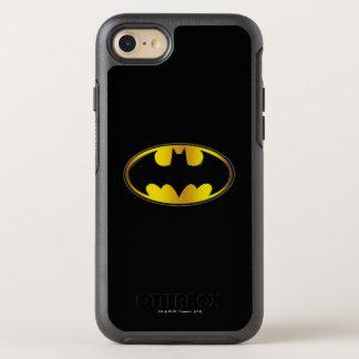 Batman Symbol | Oval Gradient Logo OtterBox Symmetry iPhone 7 Case