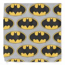 Batman Symbol | Oval Logo 2 Bandana