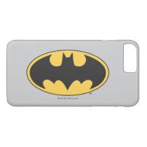 Batman Symbol | Oval Logo 2 iPhone 8 Plus/7 Plus Case