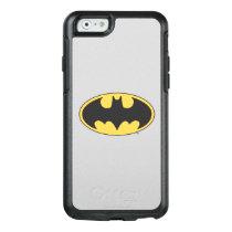 Batman Symbol | Oval Logo 2 OtterBox iPhone 6/6s Case